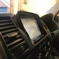 Alpine X702D-U VOLKSWAGEN VW T5 T6 AUDIO UPGRADE DAB GPS NAV