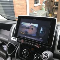 Alpine x901d-du fiat ducato audio upgrade navigation