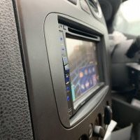 FORD FOCUS ST HEADUNIT UPGRADE PIONEER REAR CAMERA