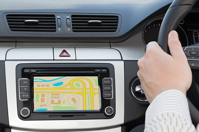 Sat Nav / GPS upgrade service Wolverhampton with Black ICE