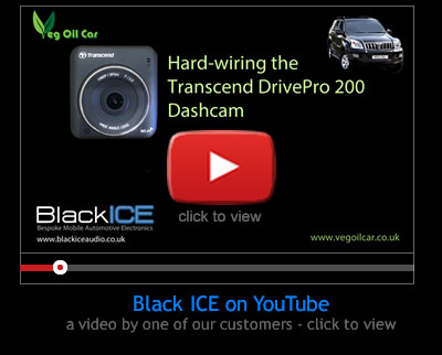 Black ICE on YouTube - hardwiring a Dashcam